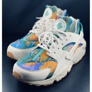 NEW Nike Air Huarache Run Print Running Shoes